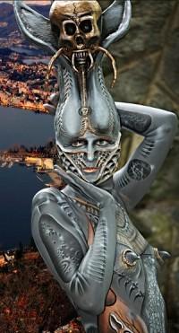 Switzerland:Swiss Bodypainting Award