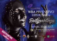 WBA Croatian Bodypainting Contest
