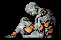 """Spain: Demonstration Workshop """"Body Art & Effects"""""""